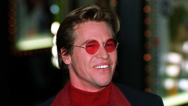 Actor Val Kilmer has assured fans he is not suffering from cancer