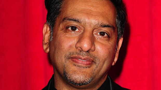 Nitin Ganatra has played EastEnders' good-natured postman for nine years