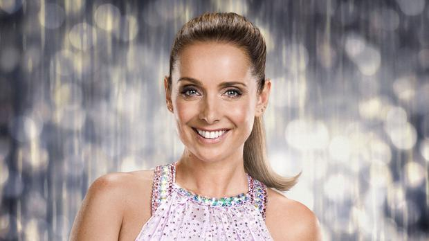 The competition is hotting up for Louise Redknapp on Strictly Come Dancing (BBC/PA)