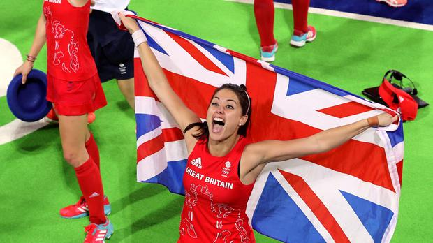 Sam Quek is trading the hockey field for the jungle
