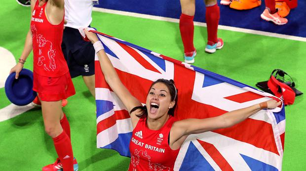 Sam Quek is trading the hockey field for the jungle.