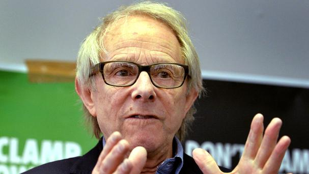 Ken Loach said the Government should not cut the disability allowance by 30%