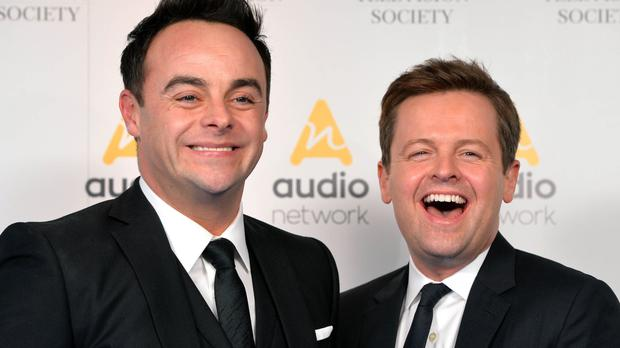 Ant and Dec will appear exclusively on ITV until at least the end of 2019