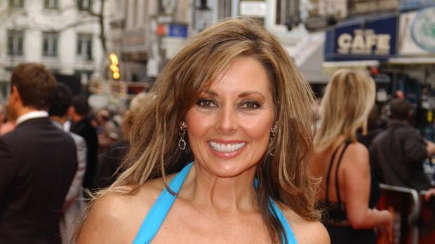 Twice-married Carol Vorderman has previously said she is too busy to make dating a priority.