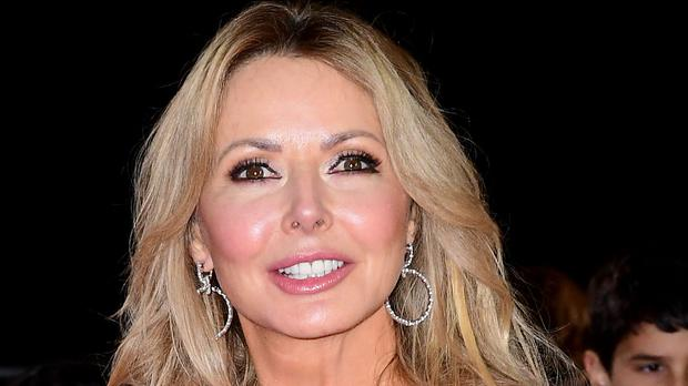 Carol Vorderman enjoyed jungle delicacies including a cow's anus in the Bushtucker trial