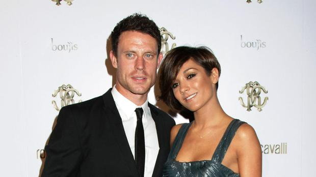 Wayne Bridge and Frankie Sandford have two children together