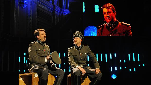 David Mitchell will be reunited with Robert Webb