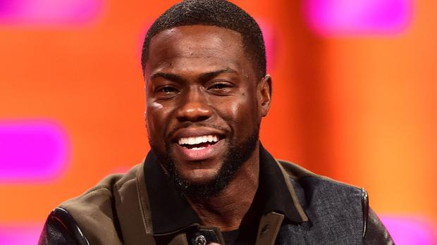 The Ride Along star has the most nominations