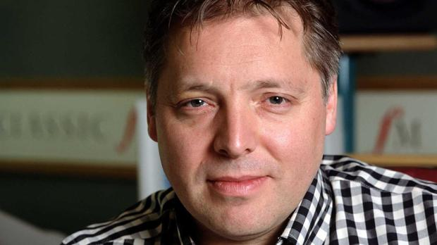 DJ Mark Goodier is the voice of the Now series of compilations