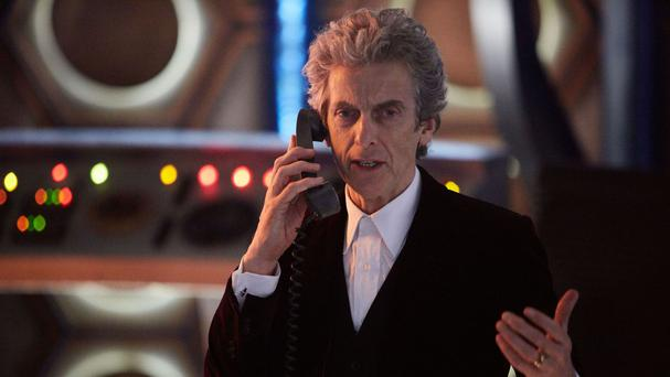Peter Capaldi is one of the oldest actors to play the Doctor