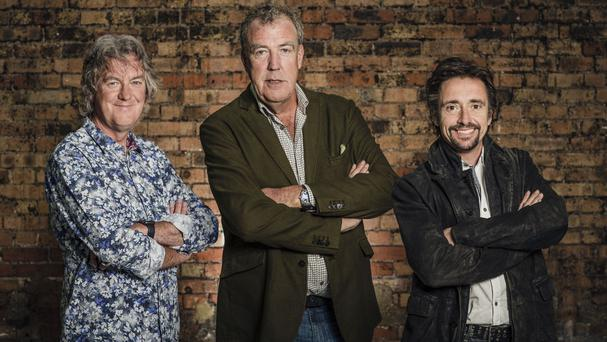 James May, Jeremy Clarkson and Richard Hammond moved together to Amazon Prime from the BBC.
