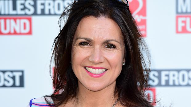 Susanna Reid stole the show at the event last year