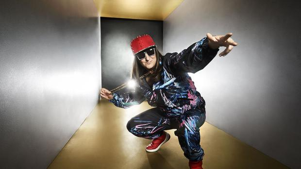 Honey G is out of The X Factor (SYCO/THAMES TV)