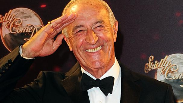Len Goodman suggested he would stop doing Dancing With The Stars when his contract ends