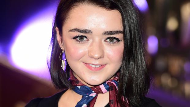 Maisie Williams has played Arya Stark in the HBO fantasy series for the last six years
