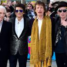 The Stones, who first found massive success in the 1960s, have topped the album charts