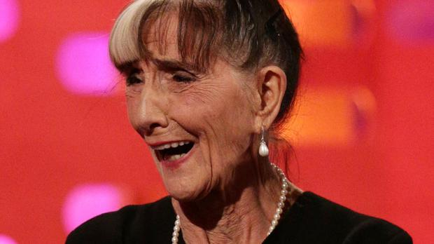 Dot Branning is played by EastEnders veteran June Brown