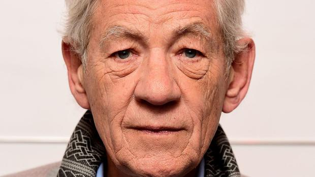 Sir Ian McKellen is appear in a production of Harold Pinter's No Man's Land in the West End, which will be broadcast live to cinemas