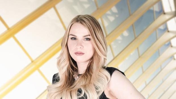 Alana Spencer is one of the finalists in this year's The Apprentice.