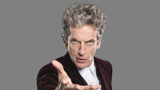 Peter Capaldi was surprised by the Prime Minister's enjoyment of Doctor Who