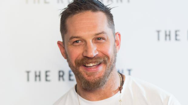 Tom Hardy was nominated for an Oscar earlier this year for his role in The Revenant