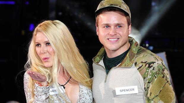 The former Hills stars are dubbed Speidi by their fans