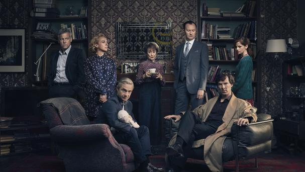 Sherlock Holmes returned to our screens this week (BBC)