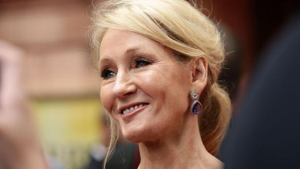 JK Rowling has teased fans about what she is working on at the moment