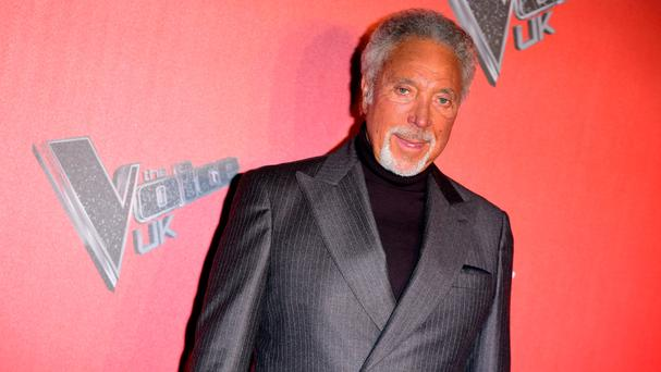 Sir Tom Jones caused controversy with his comments about Leanne Mitchell