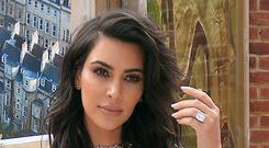 Kim Kardashian was held at gunpoint in a private residence in Paris in October
