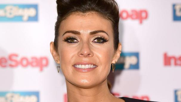 Coronation Street actress Kym Marsh confronted memories of her own miscarriage