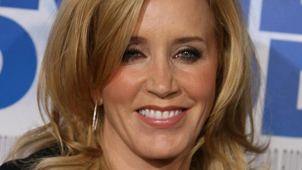 Felicity Huffman says the election of Donald Trump is a feminist issue