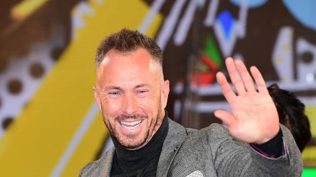 James Jordan, pictured, and Kim Woodburn hurled insults at each other