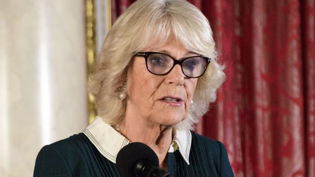 The Duchess of Cornwall will return as an honorary judge