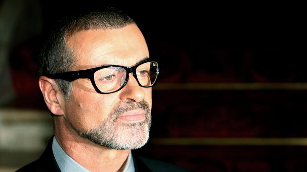 George Michael pictured in 2011 - his cousin has spoken to the BBC about the star's death