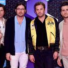 Kings Of Leon said they 'can't wait' for the show
