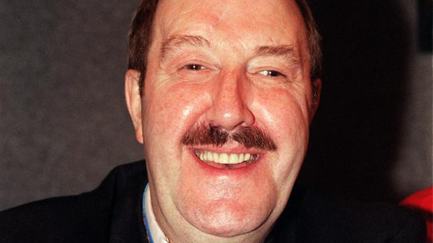 Gorden Kaye's agent has confirmed he died on Monday