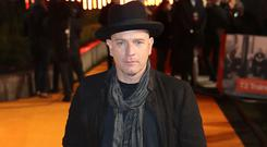 Ewan McGregor took exception to Piers Morgan's remarks about the women's march