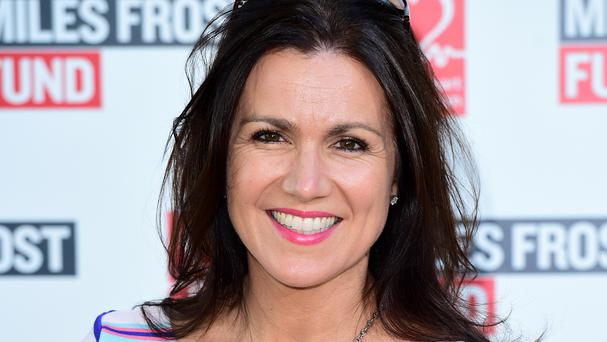 Susanna Reid is fronting Save Money: Good Food, offering tips on preparing family meals on the cheap