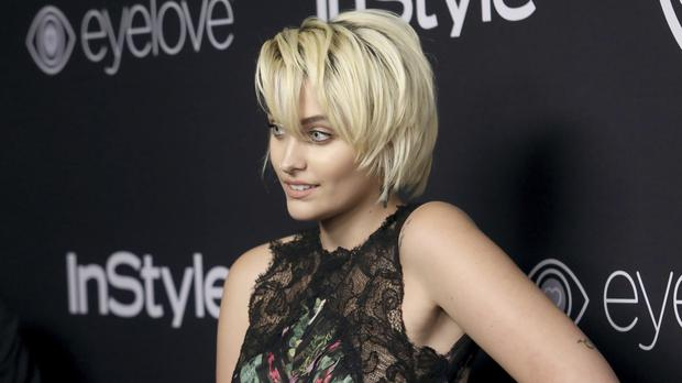 Paris Jackson gave a wide-ranging interview to Rolling Stone magazine (Invision/AP)