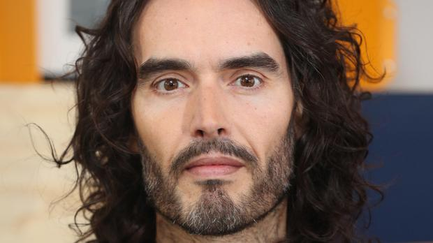 Russell Brand welcomed a daughter with fiancee Laura Gallacher two months ago