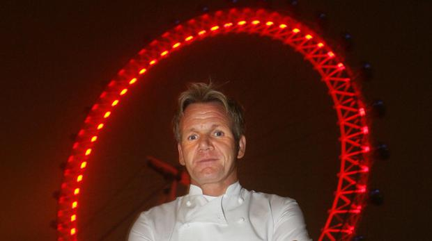 Gordon Ramsay's production company is making two of his three new shows for ITV