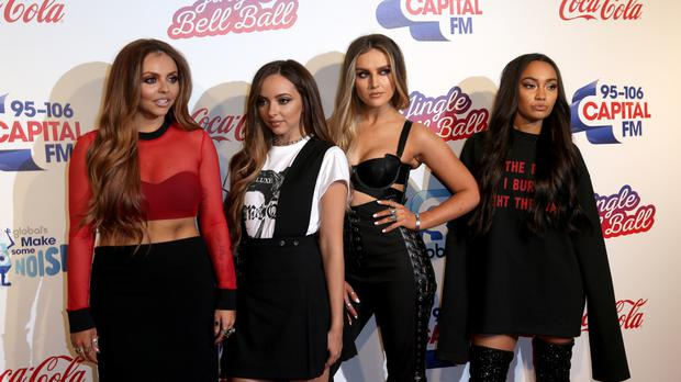 Shout Out To My Ex singers Little Mix could win favourite global music star at the Nikelodeon Kids' Choice Awards