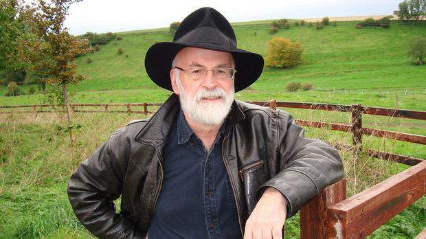 Sir Terry Pratchett died in March 2015 at the age of 66