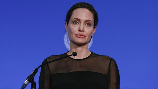 Angelina Jolie said in the New York Times that Donald Trump's executive order risked fuelling extremism abroad