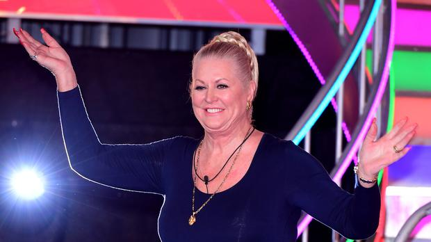Kim Woodburn was evicted in third place during the Celebrity Big Brother final