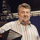 Presenter Steve Hewlett. Picture: BBC