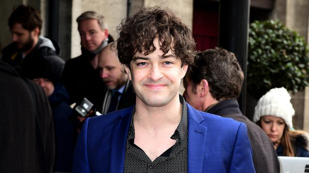 Lee Mead found fame in BBC1 singing contest Any Dream Will Do