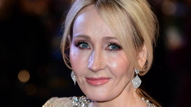 JK Rowling said she enjoyed seeing Piers Morgan attacked during a TV discussion of Donald Trump's travel ban