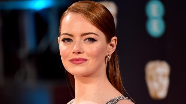 Emma Stone was named Leading Actress for her role in La La Land